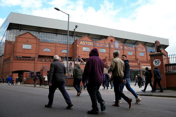 Aston Villa Home Ground