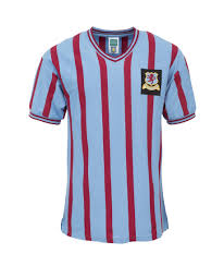 Aston Villa Retro Shirts