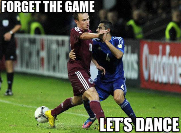 Funny Football Pictures